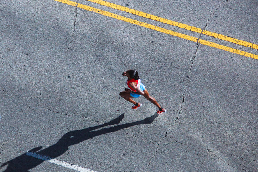 Woman Running on the Street.jpg