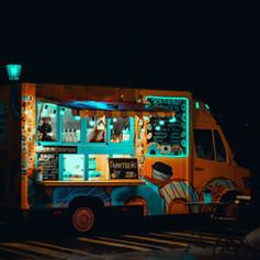 Dark Food Truck