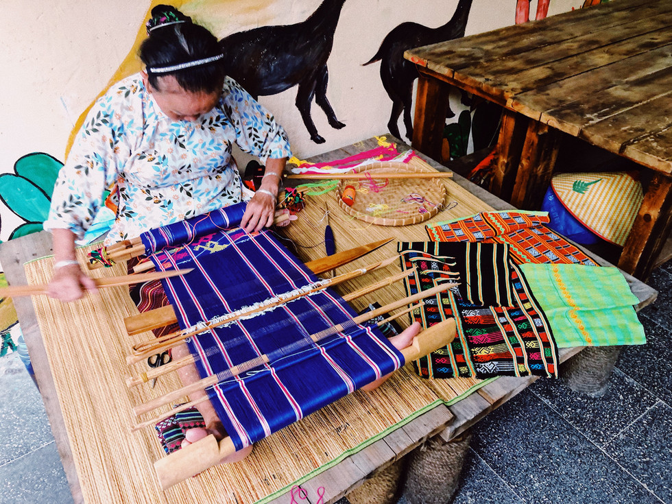 Fabric Weaver