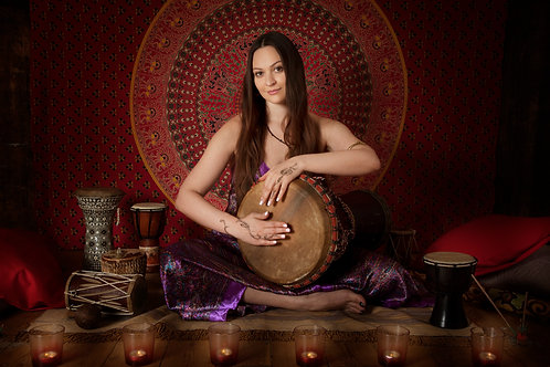 Hand drumming for beginners