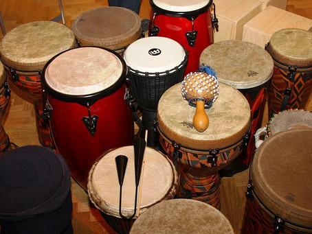 Mindfulness Drumming