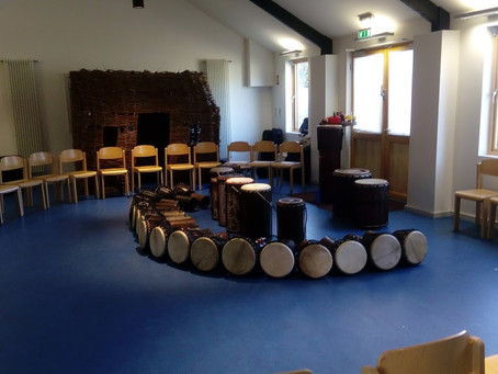 Empowerment Coaching...So why the Drums?