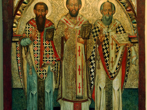 St. Gregory of Nazianzus: Two bodies, but a single spirit