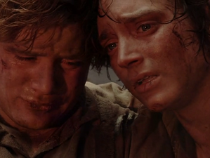 TEAMWORK: THE BEAUTIFUL FRIENDSHIP OF FRODO BAGGINS AND SAMWISE GAMGEE