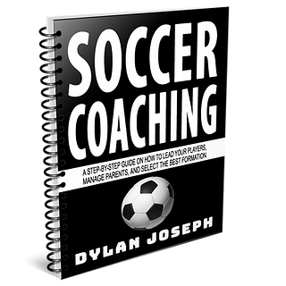 Bound Spine 3D Image - Book 7 - Soccer C