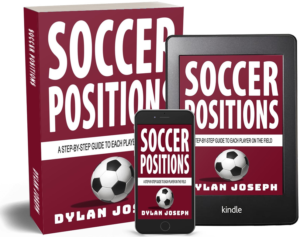 Understand Soccer Series Book 6 - Soccer Positions Available on Amazon.com