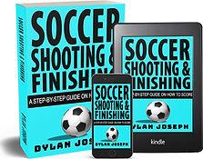 Soccer Shooting & Finishing Image on 3 B