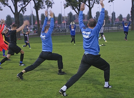 Soccer Warm-Ups: Are They Important?
