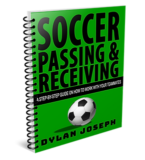 Soccer Passing & Receiving on Ring Bound