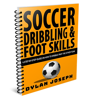 Soccer Dribbling & Foot Skills on Ring B