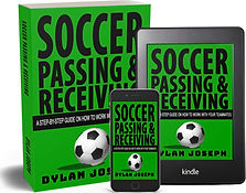 Soccer Passing & Receiving Image on 3 Bo
