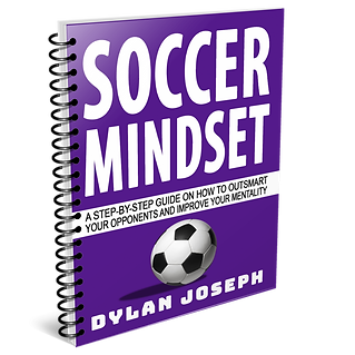 Bound Spine 3D Image - Book 9 - Soccer M