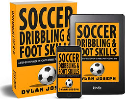 Soccer Dribbling & Foot Skills Image on