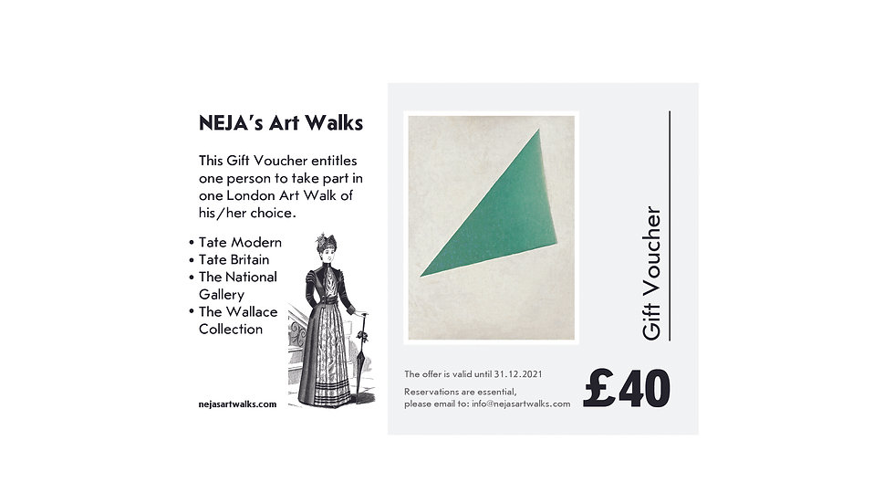 Gift Voucher for ONE