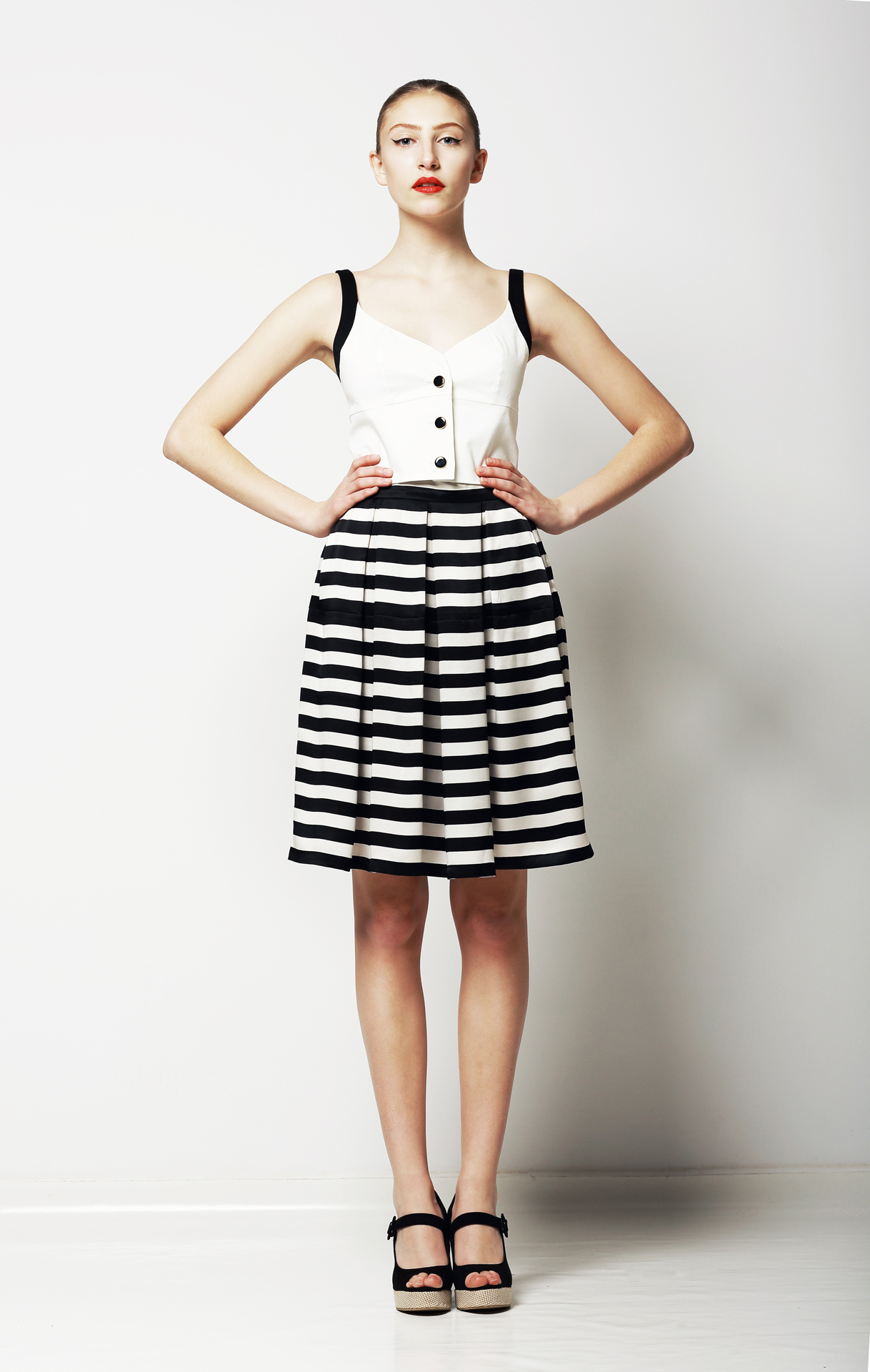 Womens Fashion In The