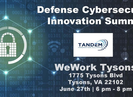 Defense Cybersecurity Innovation Summit