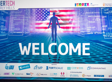 Caplock Security schedules to attend Cybertech Fairfax