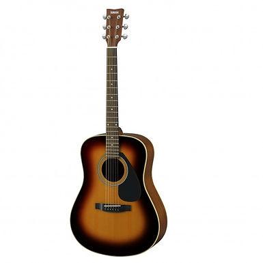 YAMAHA F370 TBS Акустическая гитара