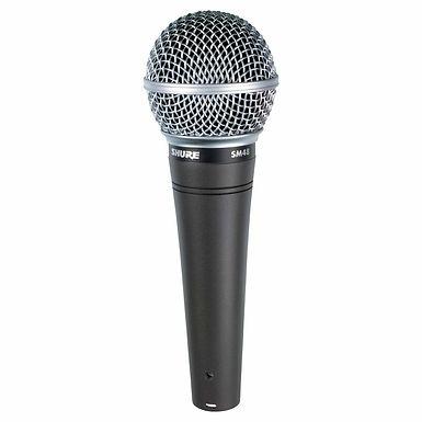SHURE SM48 LC Вокальный микрофон