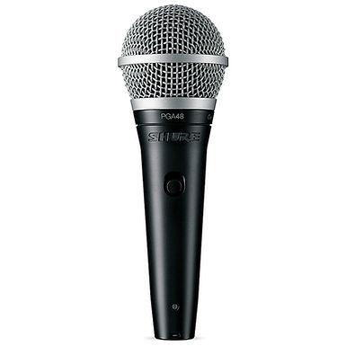 SHURE PGA 48 XLR E Вокальный микрофон