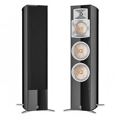 YAMAHA NS-555 Black Напольная акустическая система
