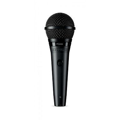 SHURE PGA 58 XLR E Вокальный микрофон