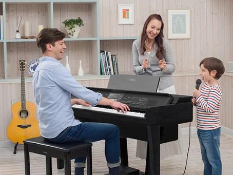 Цифровые фортепиано YAMAHA.                           Руководство по выбору инструмента