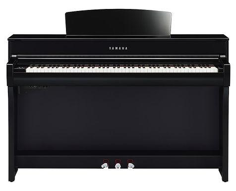 YAMAHA Clavinova CLP 745 B Цифровое фортепиано