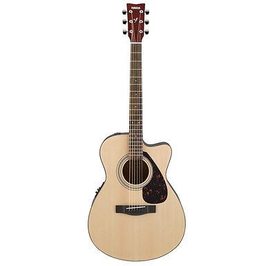 YAMAHA  FSX-315C акустическая гитара со звукоснимателем