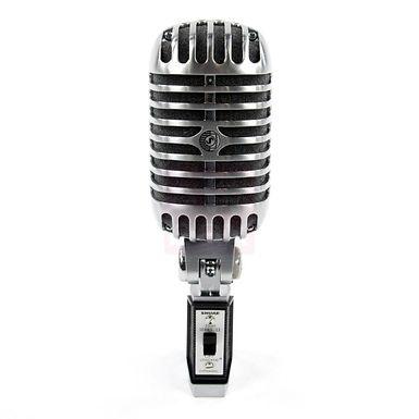 SHURE 55SH Series II Культовый вокальный микрофон