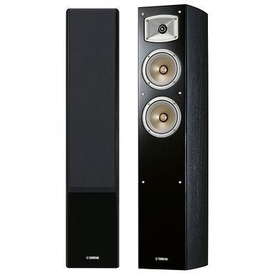 YAMAHA NS-F330 Black Напольная акустическая система