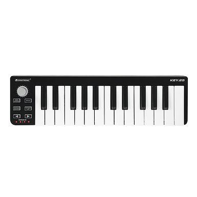 OMNITRONIC Key 25 MIDI-клавиатура