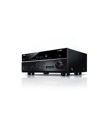 YAMAHA RX-V485 Black AV-ресивер