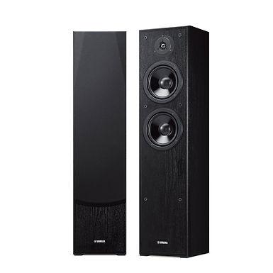 YAMAHA NS-F51 Black Напольная акустическая система