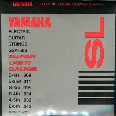 Струны для электрогитары Yamaha GSA-50S
