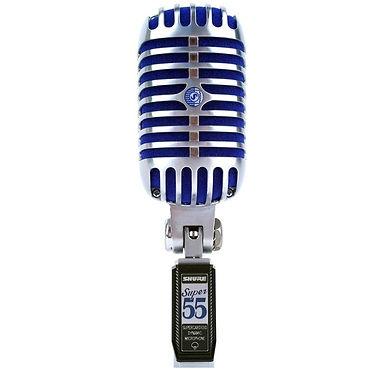 SHURE Super 55 Вокальный микрофон