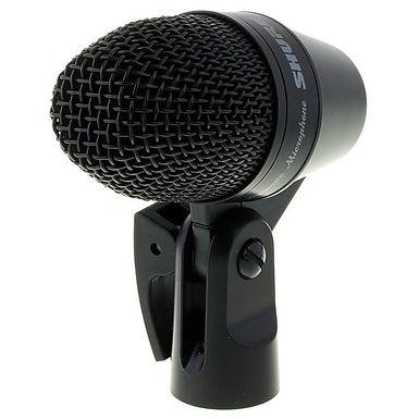 SHURE PGA56-XLR Кардиоидный динамический микрофон для малого барабана/тома