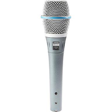 SHUREBeta 87A Вокальный микрофон
