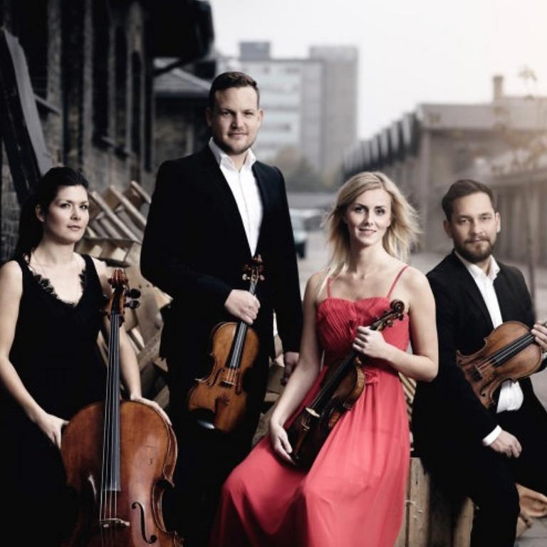 Nordic String Quartet - inställt