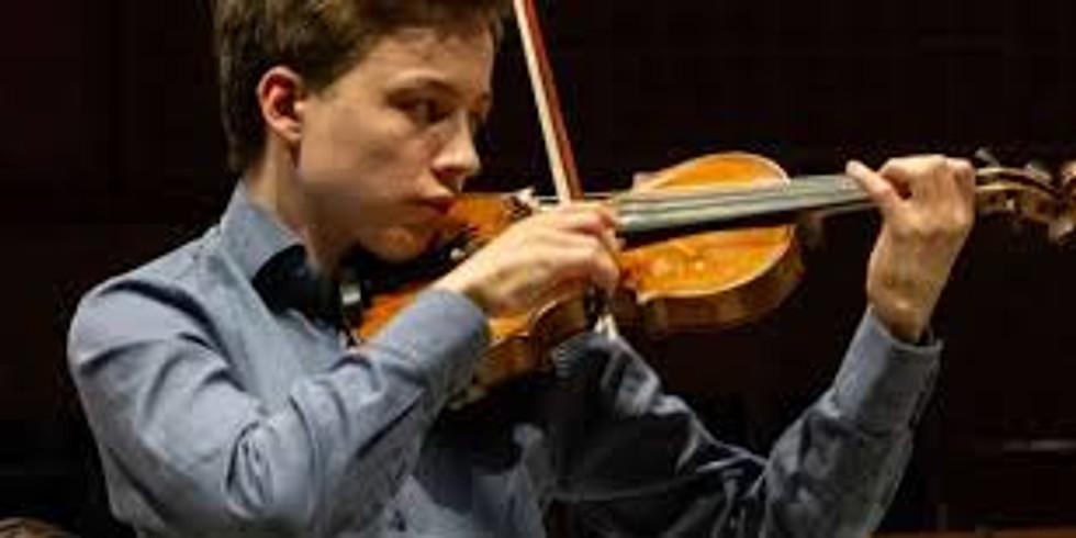 Johan Dalene, violin