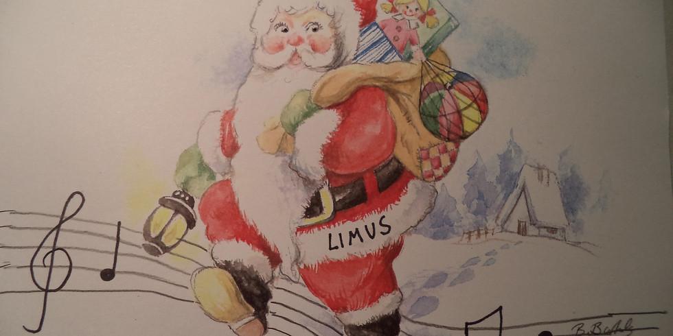 Nikolaus konserter med LIMUS musikskola