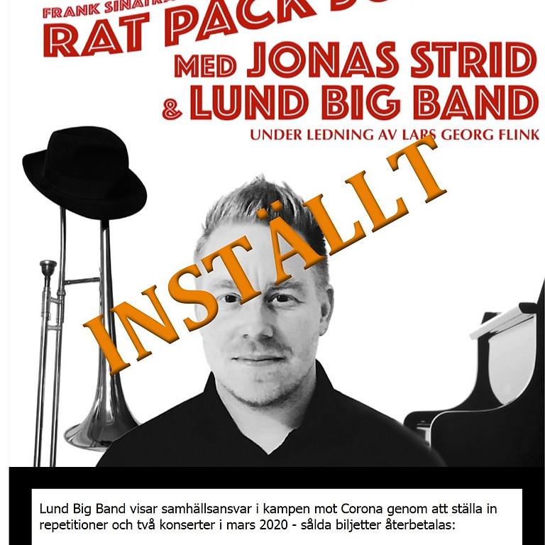 Rat Pack Songs inställt