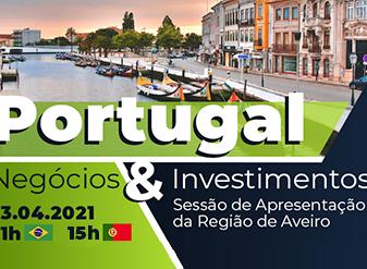 Federação das Câmaras Portuguesas apresenta potencialidades de negócios do Distrito do Aveiro