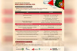 Encontro de Negócios MG & Portugal 2020