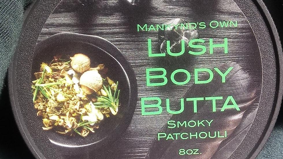 Smoky Patchouli Body Butta