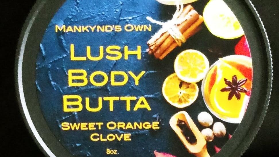 Sweet Orange Clove Body Butta