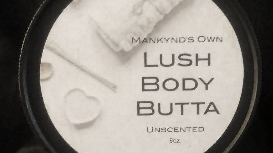 Unscented Cocoa Butter Body Butta