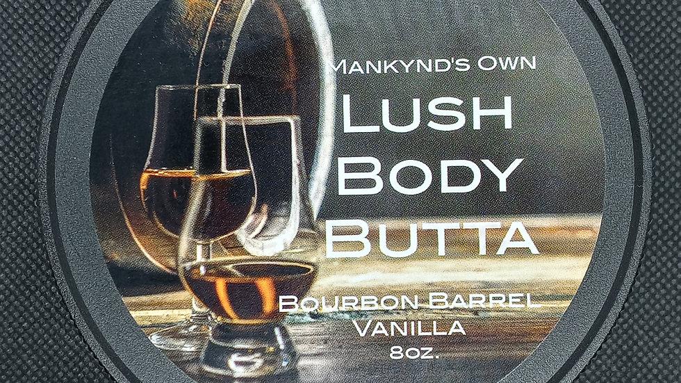 Bourbon Barrel Vanilla