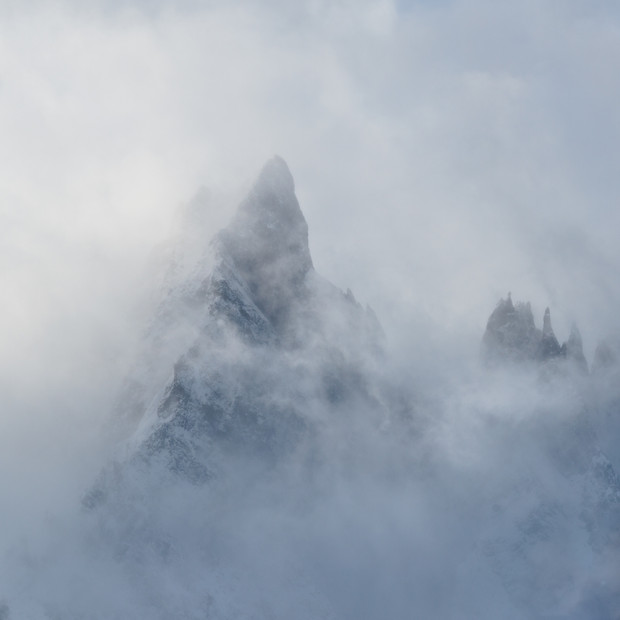 Between The Clouds | Val Ferret