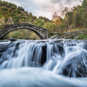 Roman Bridge | Val d'Ayas